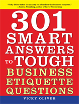 Book on Business Etiquette