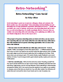 Click for Retro-Networking Goes Social